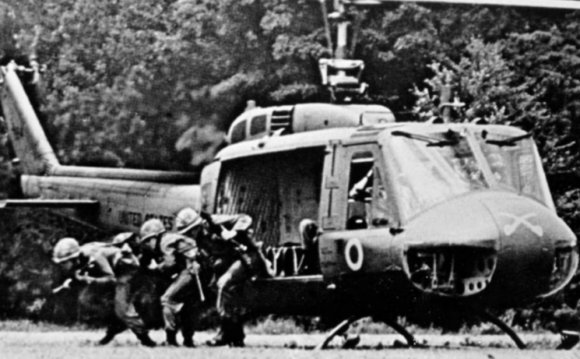 Vietnam War (Air Cav)[edit]