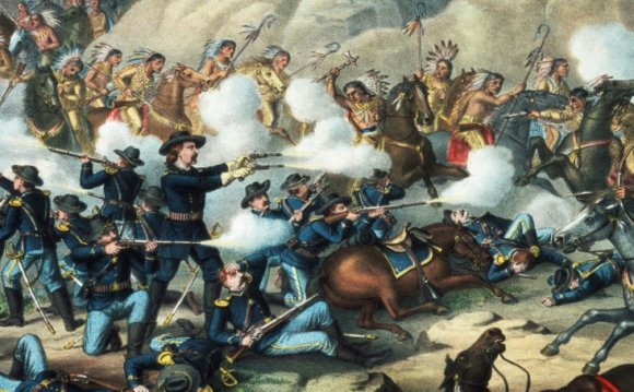 Custer s Last Stand