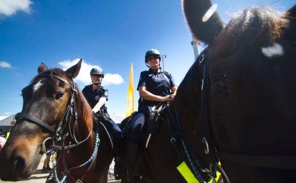 Queensland Mounted Police