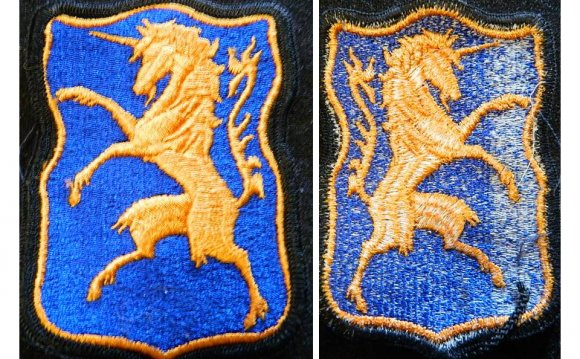 Patch-6th Armored Cavalry