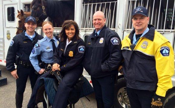 Minneapolis Mounted Police