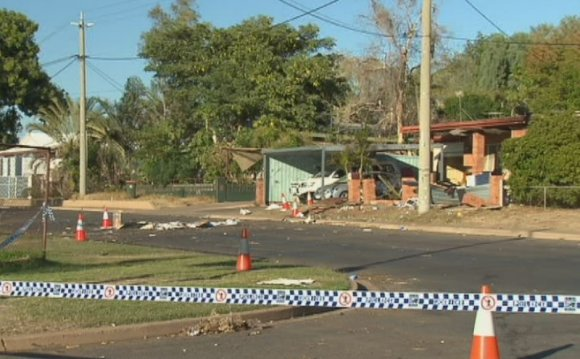 Mount Isa explosion: Police