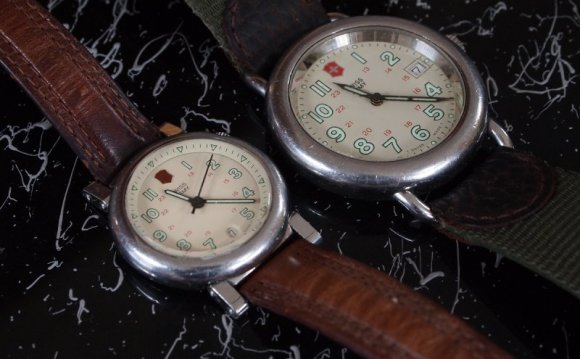 Nice Pair of Swiss Army