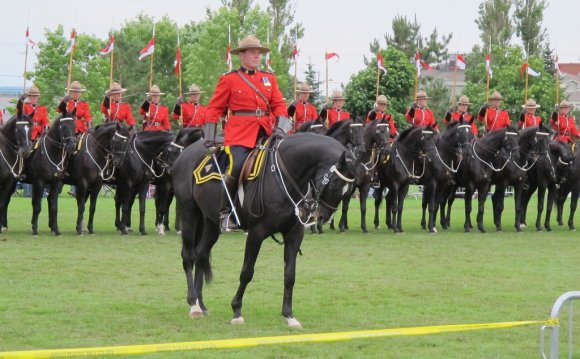 Royal Canadian Mounted