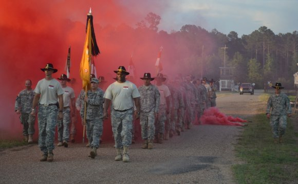 Army Cavalry Scout units