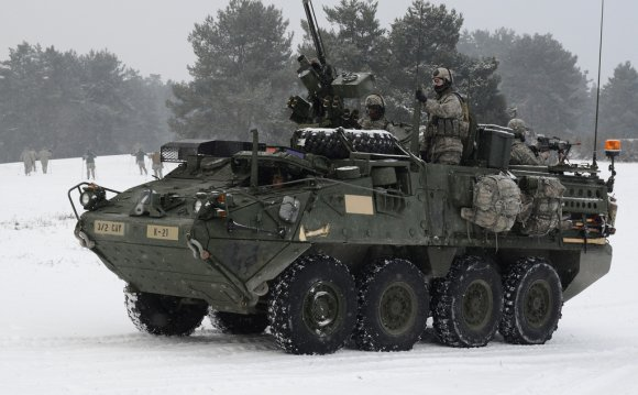 2nd Stryker Cavalry Regiment