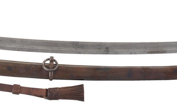 Model 1860 Light Cavalry Saber