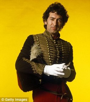Festive hit: Jona Lewie, 68, pictured, found fame with his Christmas song 'Stop The Cavalry', in 1980
