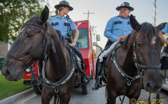 Houston Mounted Patrol