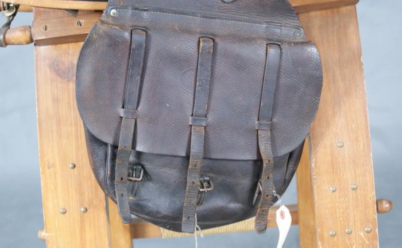 U.S. Cavalry Saddle bags