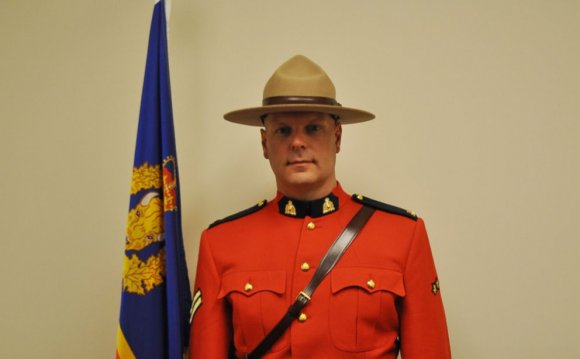 Royal Canadian Mounted Police uniform