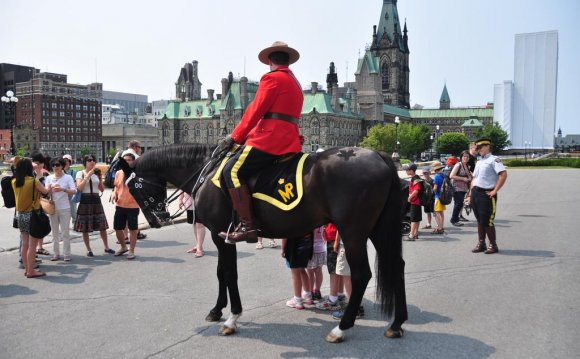 Royal Canadian Mounted Police, Ottawa