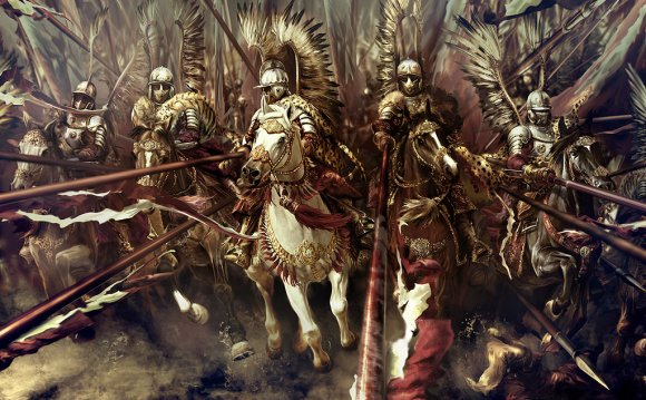 Husaria Polish Winged Cavalry