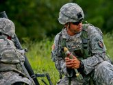 Army National Guard Cavalry Scout