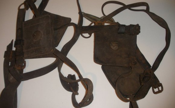 Civil War Cavalry equipment