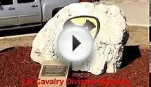 1st Cavalry Division Museum Fort Hood Texas