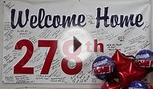 278th Armored Cavalry Regiment Returns Home