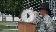 5th Squadron, 1st Cavalry Regiment Change of Command Ceremony