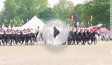 Musical Ride of The Household Cavalry Mounted Regiment 17