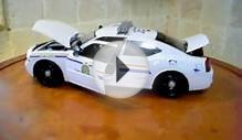 RCMP Dodge Charger 1/18 POLICE CAR Royal Canadian Mounted