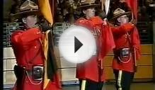The Royal Canadian Mounted Police Drill Display