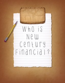 Who is New Century Financial?